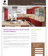 Alpine Kitchens – new kitchens Melbourne