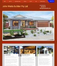 John Watts- best house builder Melbourne